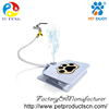 Automatic Doggie Water Fountain Dog Sprinkler water Dispenser Paw Activated for pets