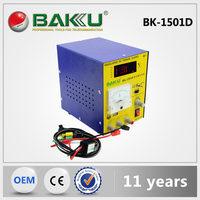 220V and 110V BAKU 1501D+ 15V 1A Adjustable DC Power Supply Mobile phone repair power test regulated power supply