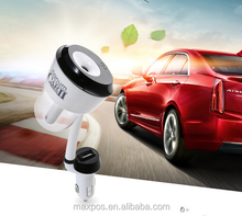 2017 USB mini car aroma diffuser ,car humidifier for Air Aroma Freshener humidifier with 7 color changing LED