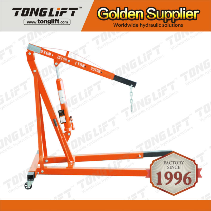 Top Sale Guaranteed Quality 1Ton Portable Lift Crane