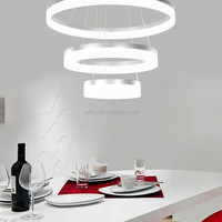 LED Modern Restaurant Pendant Lights Living