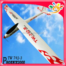 EPO rc model plane Excellent Flying Experience Phoenix 2000 EPO TW 742-3 RC Glider lanyu hobby rc airplane