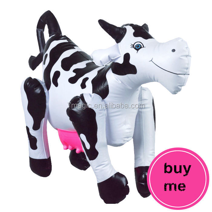 Cathy the Mooing Cow Inflatable Novelties