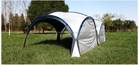 High qulity outdoor event tent, TXZ-0097B large event tent,10 person tarp tent come with Aluminum Pole