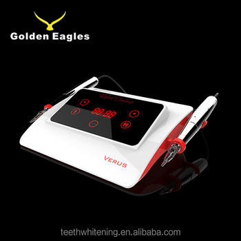 Permanent make-up digital machine touch screen