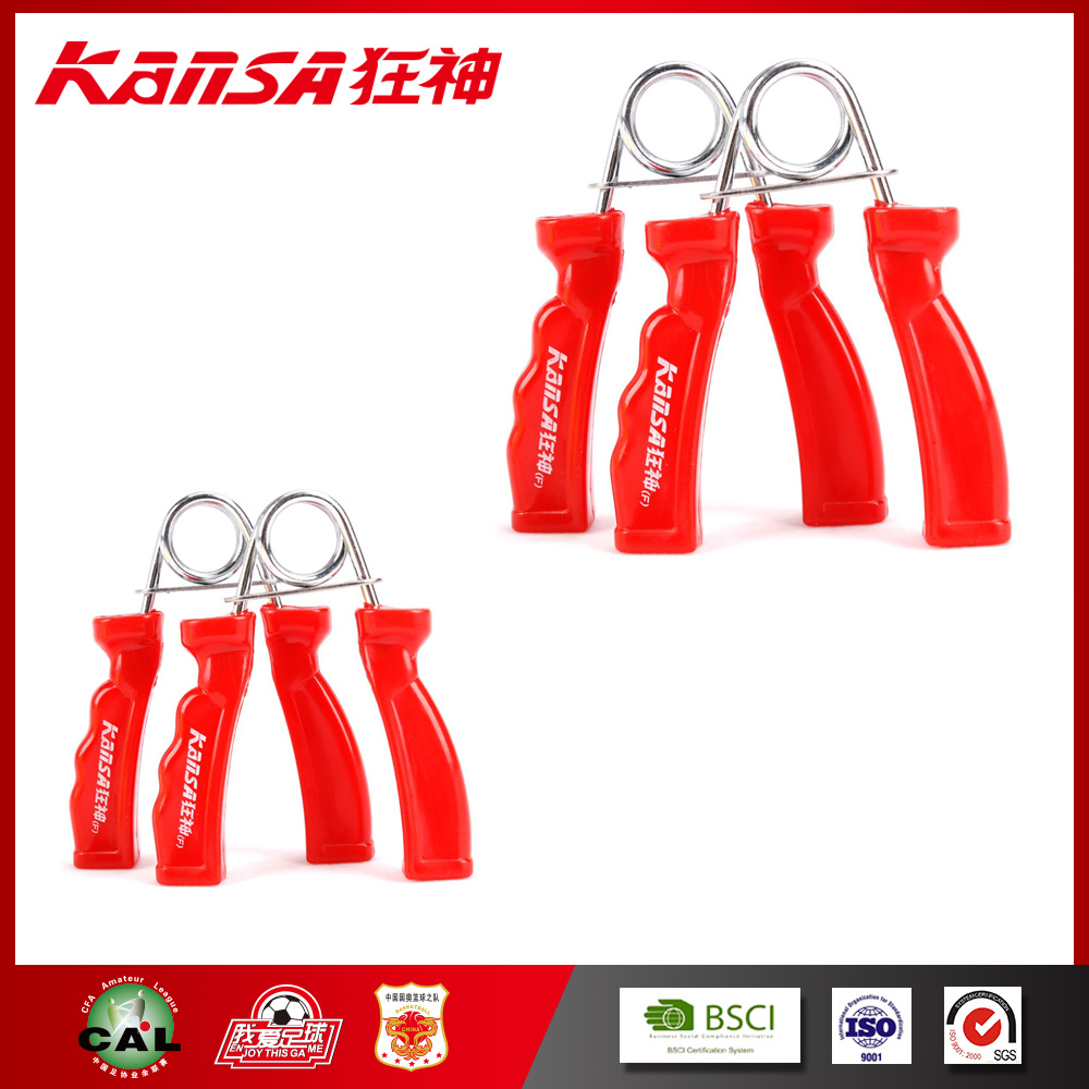 Kansa-0224 Hot Sale Red Plastic High Quality Hand Grip