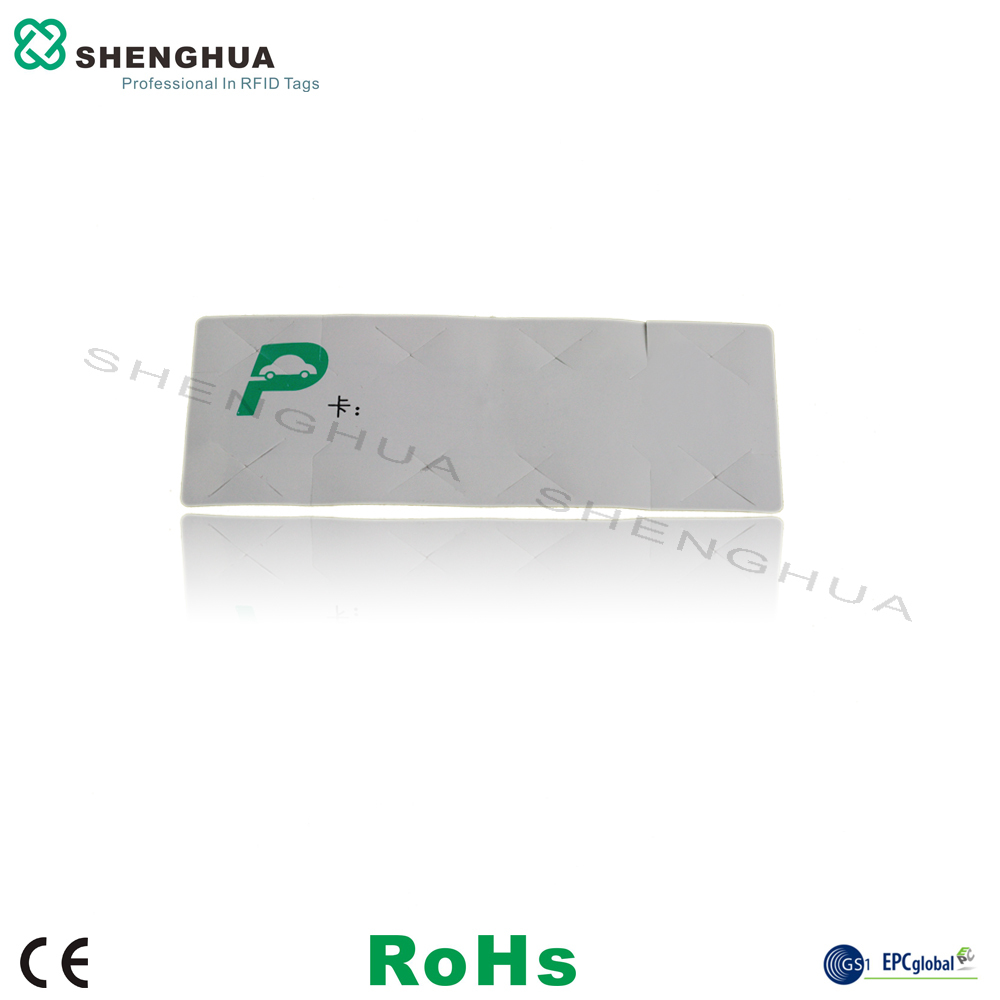 UHF high temperature windshield rfid tag
