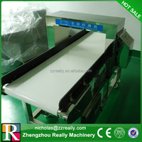 High sensitivity mirror stainless steel metal detectors for textile industry for sale