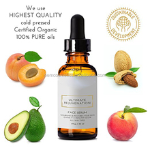 Pure Private Label Vitamin C Serum ampoules with Hyaluronic Acid