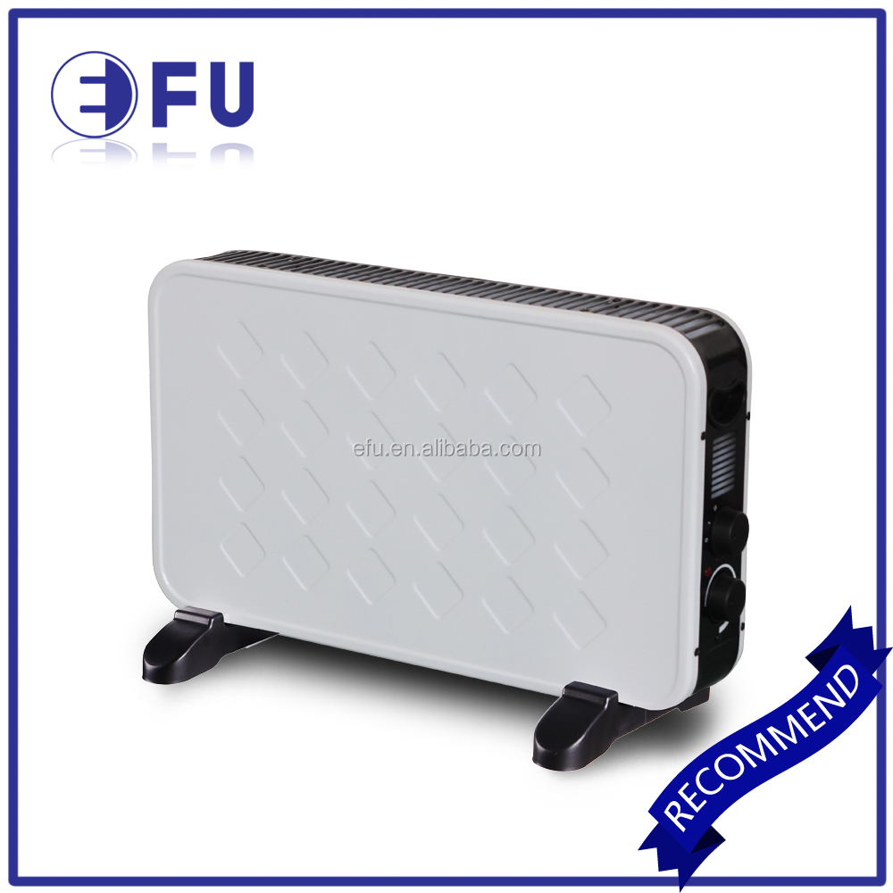 2000W convector heater/ portable convector heater/ convector heater with timer and turbo fan optional