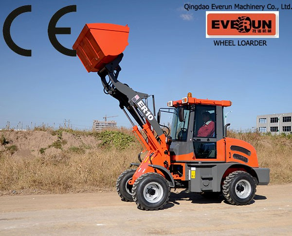 EVERUN China Floating Seal rc hydraulic wheel loader