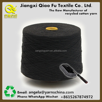 Manufacturer best selling blended cotton mop yarn with cheaper price