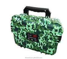 Tricases M2100 camo pattern hard case tool box