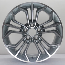 jwl via aluminum wheels for car