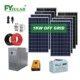 solar panel system 500w 600w 700w 1000w off grid solar power system