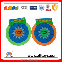 Round Shape Fabric Flying Disc/frisbee flying disc games