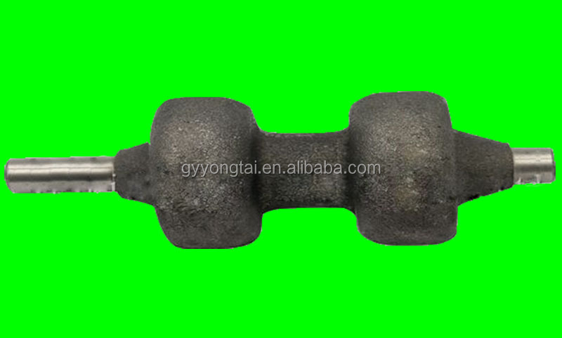 Agricultural spare parts balance shaft for mini tractor engine