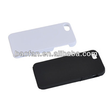 3D 2in1 sublimation silicone phone case for IP5