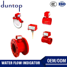 Flow measuring instruments electronic digital water flow meter
