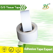Heat Resistant Tissue Adhesive Double Sided Tape