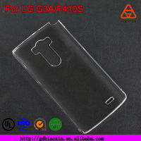 Aceep Mold tooling for phone cases, Plastic hard cover clear case for LG optimus G3A F410S
