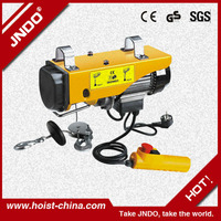 1.0ton MICRO Electric Wire Rope Cable Hoist/Block/WINCH FRAME