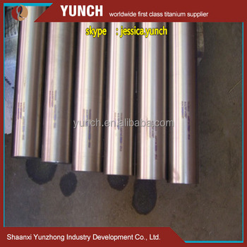Hot selling Gr2 titanium bar with low price