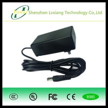 UL Approved AC / DC 75W 10V 12V 24V 2A 3A 4A 5A 6A Power Adapter