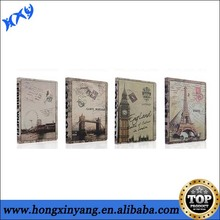 Shenzhen 2014 Hot selling paris eiffel tower back case cover for ipad mini.
