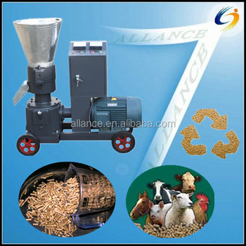 Superior quality and better service ---small poultry feed pellet making machine
