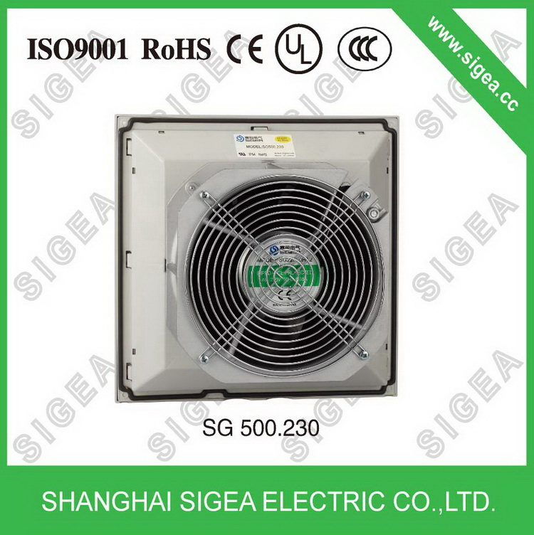 New style good quality air filter cabinet ventilation fan