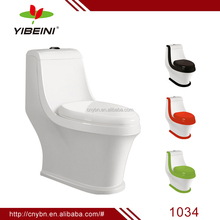 high quality china sanitary ware washdown ceramic one piece toilet color toilet bathroom toilet