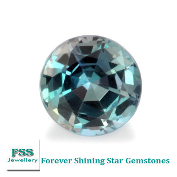 Precious Stones Alexandrite Gemstone Round 2.75mm Grade AA For Jewelry and Wedding Ring