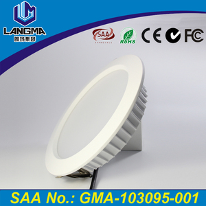 Langma professional led new product HV driverless led ceiling light fixtures 220v Recessed Cool White Cabinet Lighting downlight