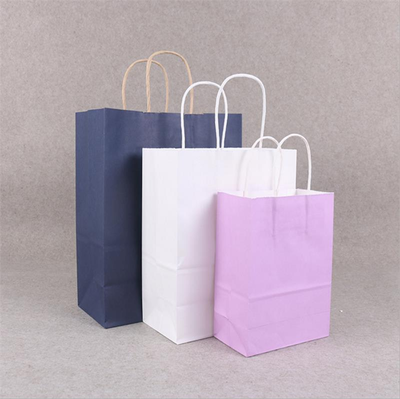 Alibaba supplier personalized Paper Bag with Your Own Logo happy birthday paper bag