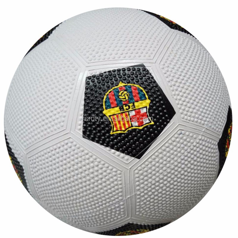 size 4 cheap rubber <strong>Football</strong> Customized rubber soccer ball size 5 rubber <strong>football</strong> factory