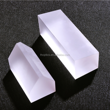 Optical glass Lens Blanks from Optical prism Lens Manufacturers in China