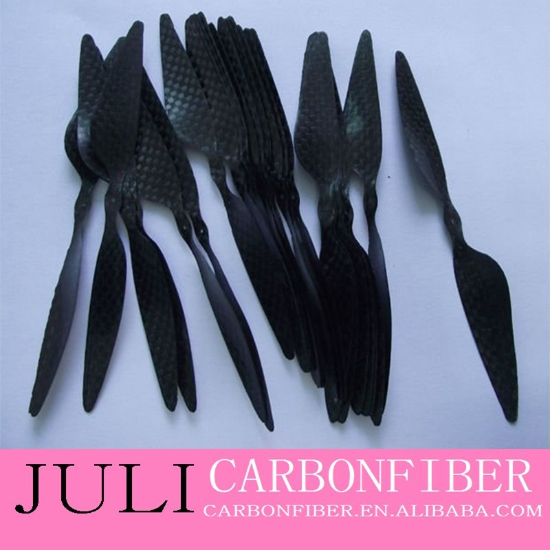 carbon fiber toy plane propeller, Model airplane propeller