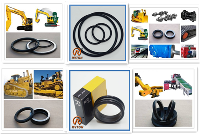 machinery seal manufacturer OEM 423-33-00020 floating oil seal