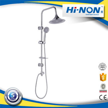 Wholesale Customized panel shower set