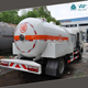 5000 Liter Mobile LPG Cylinder Refilling Cooking Gas Trucks for sale Door to Door LPG Gas Cylinders