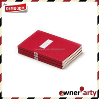 Fashion Design Wholesale Notebook Paper Stationery