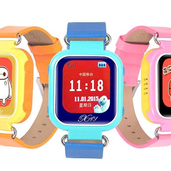 Y4 kids Watch MT6260A chip smart watch with gps , children watch with G-sensor Step calculation, sleep monitoring, anti-lost