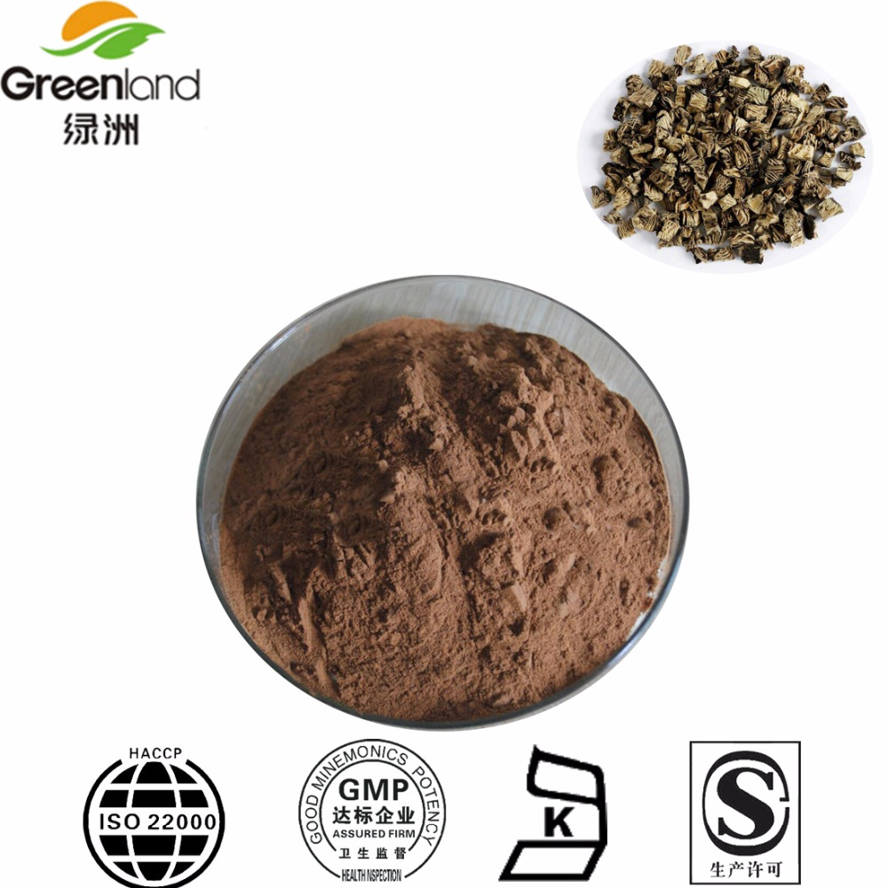 Factory Supply Black Cohosh Extract Triterpene Glycosides 27-deoxyactein