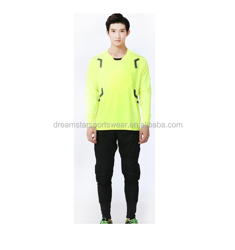Nice Design Best Selling Goalkeeper Uniform