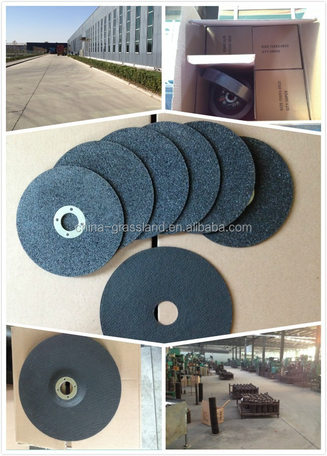 developed country top quality!cutting or grinding tuff wheels made in china
