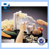 hot sale 3in 1 tri blade vegetable slicer set