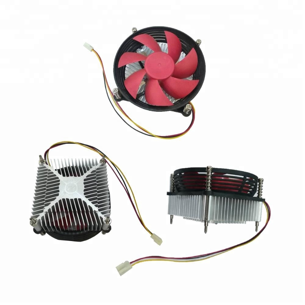 2018 hot-selling buy cpu cooling fan good brand buy for i7 processor with heatsink and fan for good cooling China