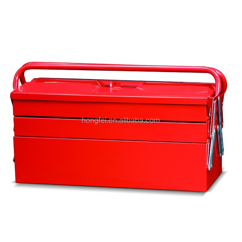 Made in China Metal Cheap Portable Tool Box