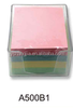 good quality colorful memo cube for office, school